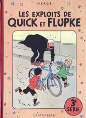 Quick et Flupke -3- (Casterman, couleurs) -3- 3e série