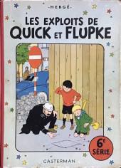Quick et Flupke -3- (Casterman, couleurs) -6- 6e série