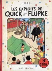 Quick et Flupke -3- (Casterman, couleurs) -9- 9e série