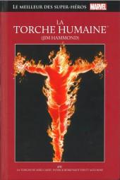 Marvel Comics : Le meilleur des Super-Héros - La collection (Hachette) -15- La Torche Humaine (Jim Hammond)