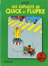 Quick et Flupke -3- (Casterman, couleurs) -11- 11e série