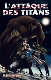 L'attaque des Titans -INT05- Tomes 9 et 10