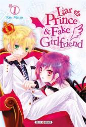 Liar Prince & Fake Girlfriend -1- Tome 1