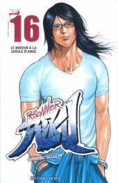 Prisonnier Riku -16- Tome 16