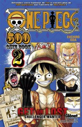 One Piece -QB2- Quiz Book - 2