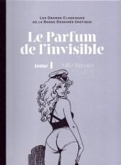 Les grands Classiques de la Bande Dessinée érotique - La Collection -1019- Le parfum de l'invisible - tome 1