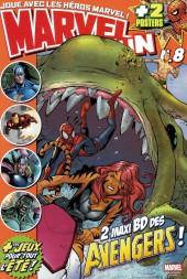 Marvel Fun -8- 2 maxi BD des avengers