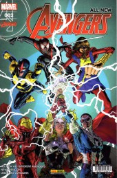 All-New Avengers -2- Union imparfaite