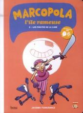 Marcopola l'île rameuse -2- Les pirates de la Lune