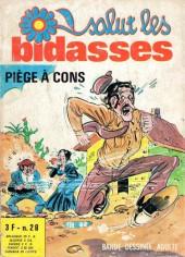 Salut les bidasses -28- Piège à cons