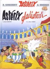 Astérix (Hachette) -4c12- Astérix gladiateur