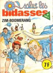 Salut les bidasses -71- Zim-boomerang