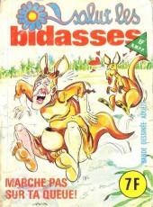 Salut les bidasses -72- Marche pas sur ta queue !