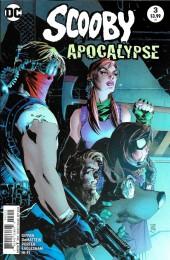 Scooby Apocalypse (2016) -3- Terror Incognita!