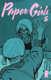 Paper Girls (Image comics - 2015) -8- Paper Girls