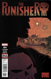 Punisher (2016) (The) -4- Issue 4