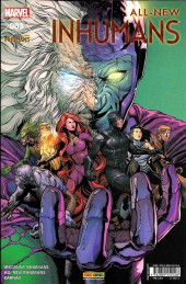 All-New Inhumans -3- Intervention globale