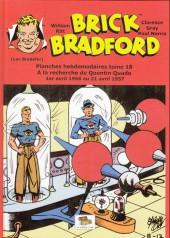 Luc Bradefer - Brick Bradford -PH18- Brick bradford - planches hebdomadaires tome 18