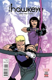 All-New Hawkeye (2016) -6- Hawkeyes Part Three of Three