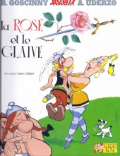 Astérix -29a2008- La rose et le glaive