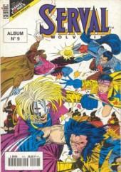 Serval-Wolverine -Rec09- Album N°9 (du n°25 au n°27)