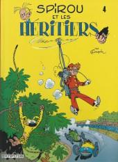 Spirou et Fantasio -4i00- Spirou et les héritiers