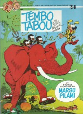 Spirou et Fantasio -24f01- Tembo Tabou
