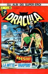Albi dei Super-Eroi (Gli) -3- DRACULA: La Notte del Vampiro
