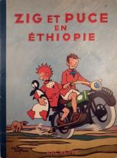 Zig et Puce (Hachette) -16- Zig et Puce en Éthiopie