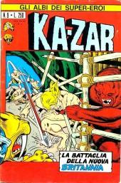 Albi dei Super-Eroi (Gli) -9- KA-ZAR: Assalto