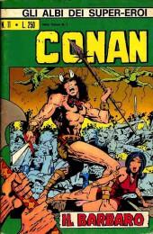 Albi dei Super-Eroi (Gli) -11- CONAN: Il Barbaro