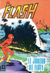 Flash (Eclair comics) -2- Le joueur de flûte
