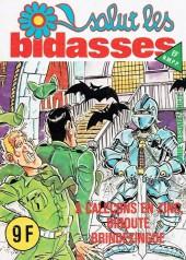Salut les bidasses -106- A caleçons en zinc, biroute brindezingue
