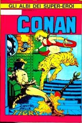 Albi dei Super-Eroi (Gli) -17- CONAN: L'Antro delle Tigri