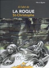 À l'abri de La Roque St-Christophe