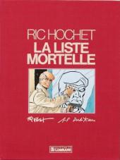 Ric Hochet -42TT- La liste mortelle