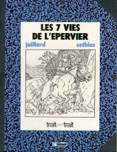 Les 7 Vies de l'Épervier -2TT- Le temps des chiens