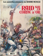 Barbe-Rouge -18- Raid sur la corne d'or