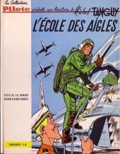 Tanguy et Laverdure -1- L'école des Aigles