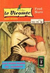 Le vicomte (Comics Pocket) -13- Aux bons soins du Vicomte (1/2)