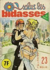 Salut les bidasses -Rec23- Spécial Relié N°23 (du n°69 au n°70)