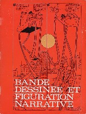 (Catalogues) Expositions - Bande dessinée et figuration narrative