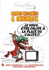 (Catalogues) Ventes aux enchères - Vermot & Associés - Vermot & Associés - Bandes dessinées & Originaux - samedi 12 décembre 2015 - Galerie Iconoclastes