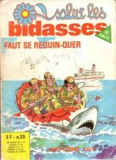 Salut les bidasses -35- Faut se requin-quer
