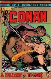 Albi dei Super-Eroi (Gli) -26- CONAN: Il Tallone di Thak