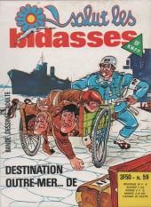 Salut les bidasses -59- Destination outre-mer... de