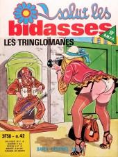 Salut les bidasses -42- Les tringlomanes