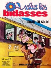 Salut les bidasses -27- Solde en solde
