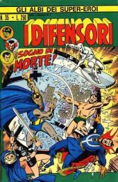 Albi dei Super-Eroi (Gli) -35- I DIFENSORI: Sogno di Morte