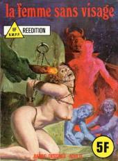 Les grands classiques de l'épouvante -13- La femme sans visage